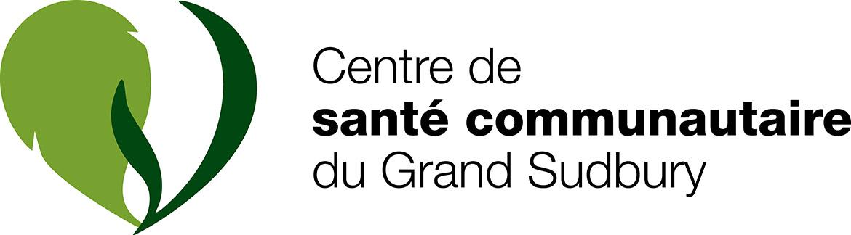 Logo - Centre santé communautaire - Grand Sudbury - soins