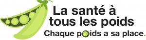 Logo - slogan - La santé à tous les poids