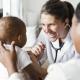 Bébé - infirmière praticienne - clinique - soins de santé
