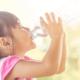 Hydratation - eau - nutrition - enfant