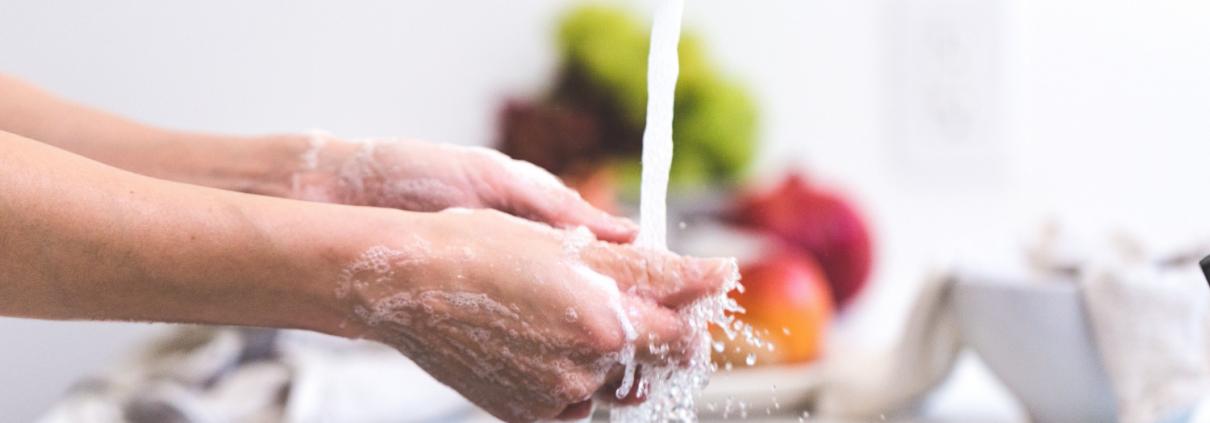 Lavage - mains - hygiène - santé