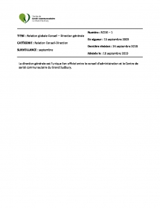 thumbnail of RCDG-1 Relation globale Conseil-Direction generale