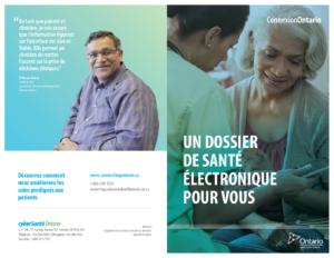 thumbnail of Connexion Ontario – Dossier de santé électronique