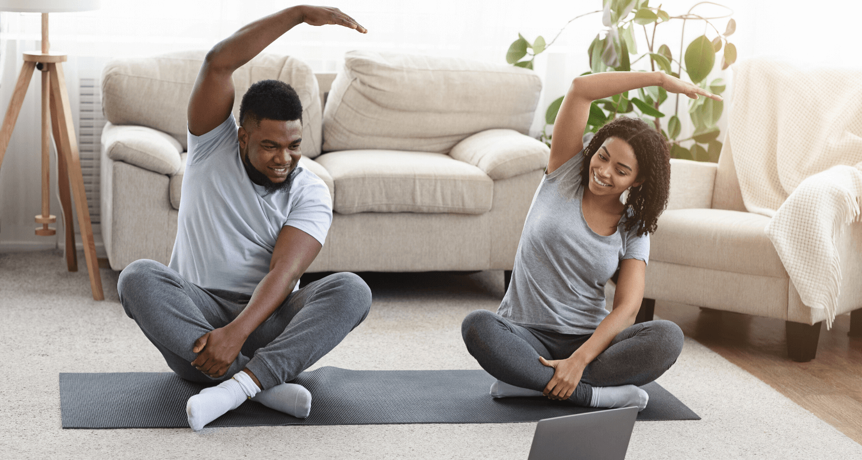Yoga - cours virtuel - programmation