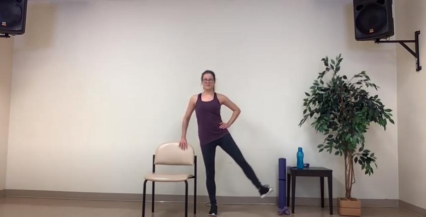 En forme et en douceur (1ère vidéo)