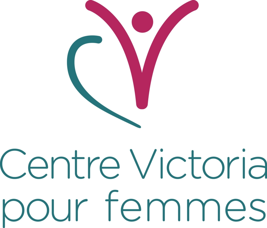 Le logo du Centre Victoria pour femmes