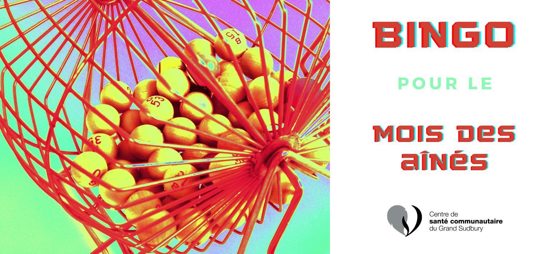 Bingo - Mois des aînés