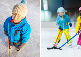 Initiation hockey - mixte